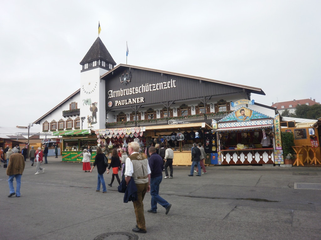& Beer Tent Tickets | Oktoberfest Tours