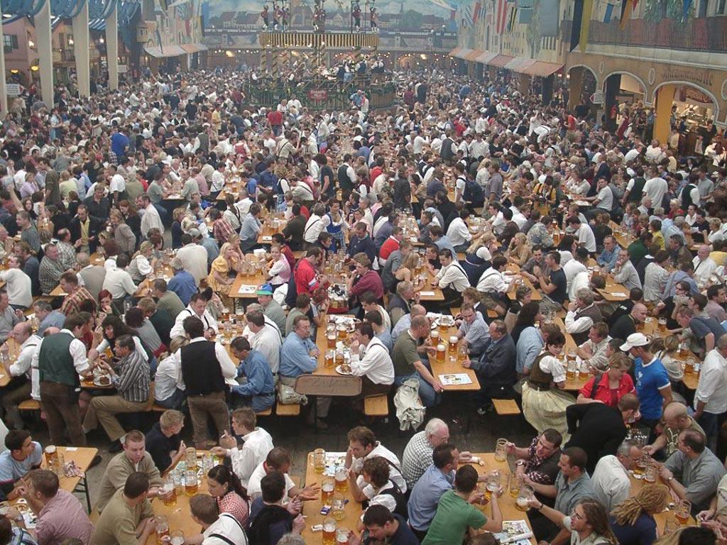 Beer tent tickets & Beer Tent Tickets | Oktoberfest Tours
