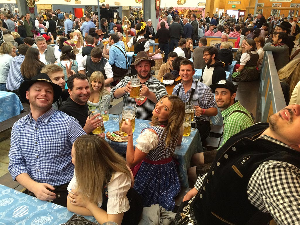 Oktoberfest Tours