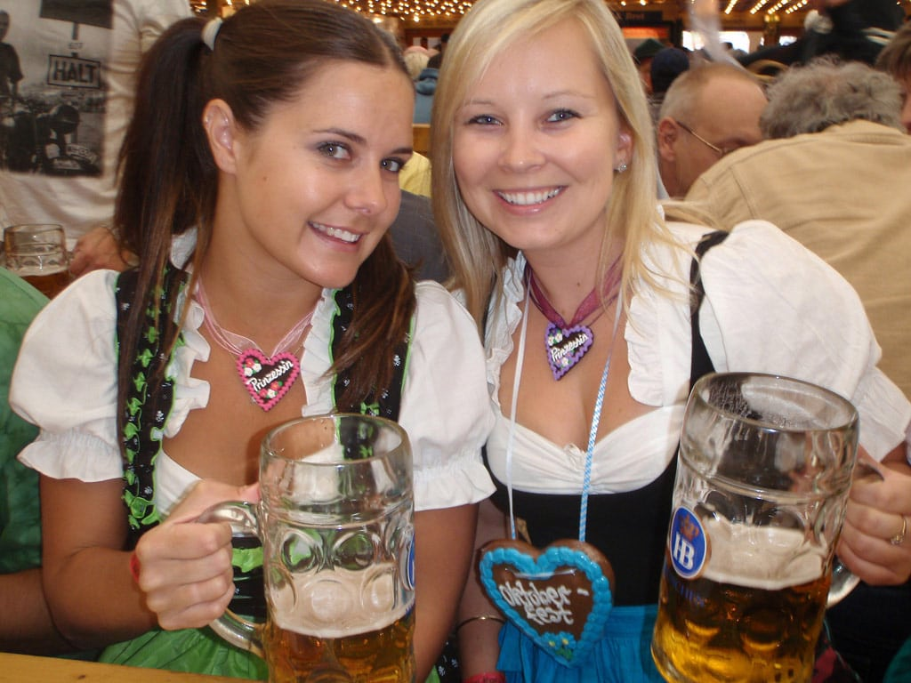 Oktoberfest Tours and Packages