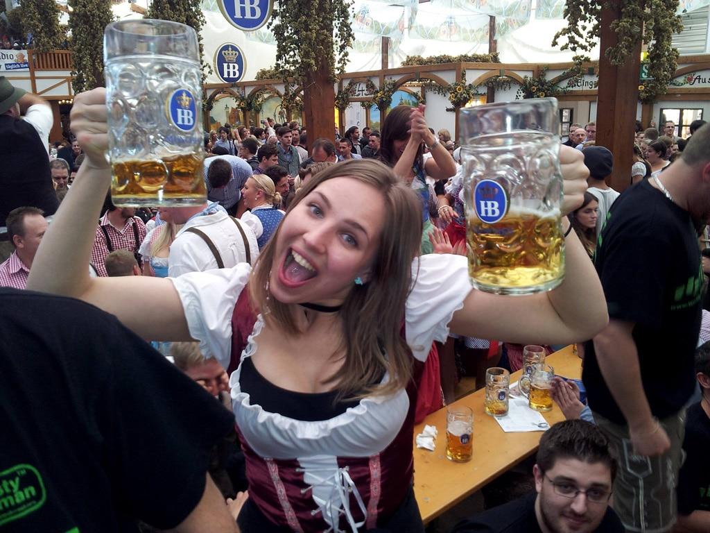 Celebrate Oktoberfest 2014