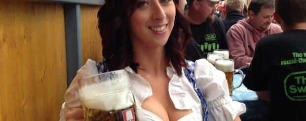 Dress code at Oktoberfest