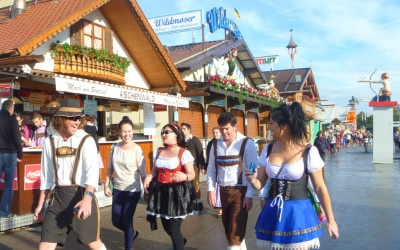 Fun Facts about Oktoberfest