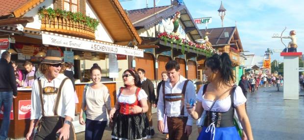 Fun Facts about Oktoberfest