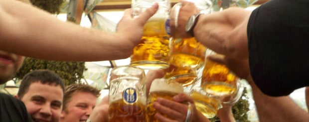 How much beer is too much to handle?
