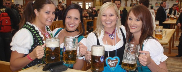 Oktoberfest Facts for the Globe Hopping Traveller