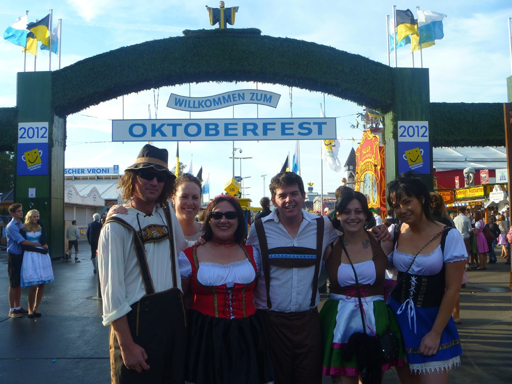 Oktoberfest Fun Facts