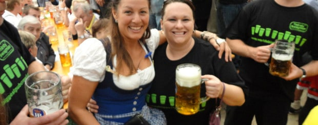 Why is Oktoberfest celebrated in September?