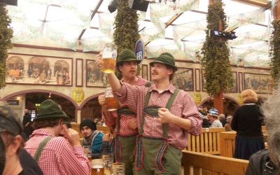 Strategic Drinking at Oktoberfest