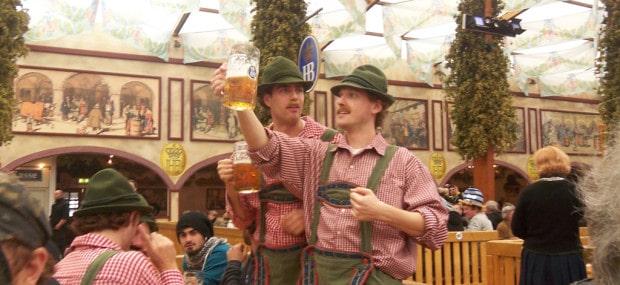 Strategic Drinking at Oktoberfest