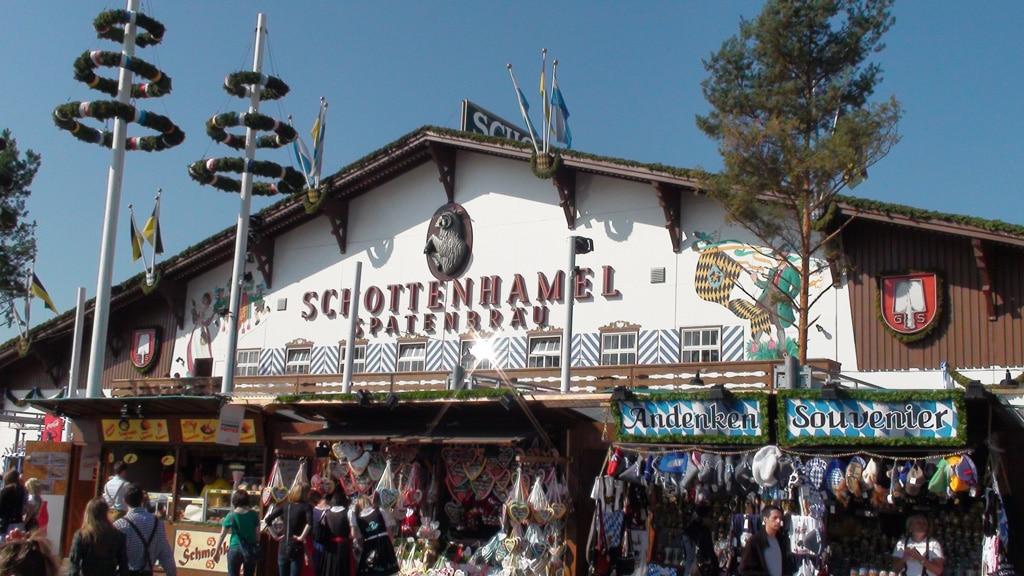 Schottenhamel tent