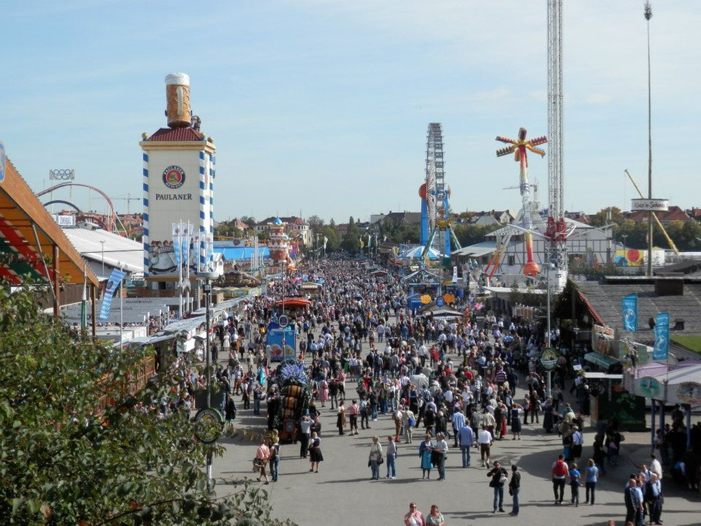 6 Million visitors attend Oktoberfest