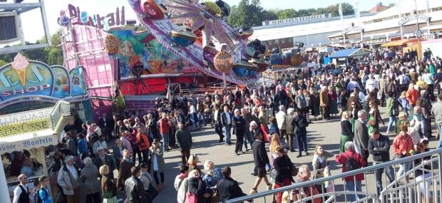 Oktoberfest Rides