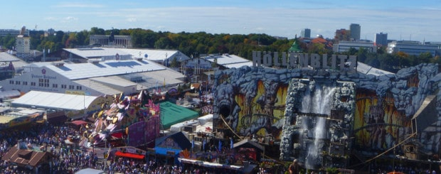 Overview of Oktoberfest
