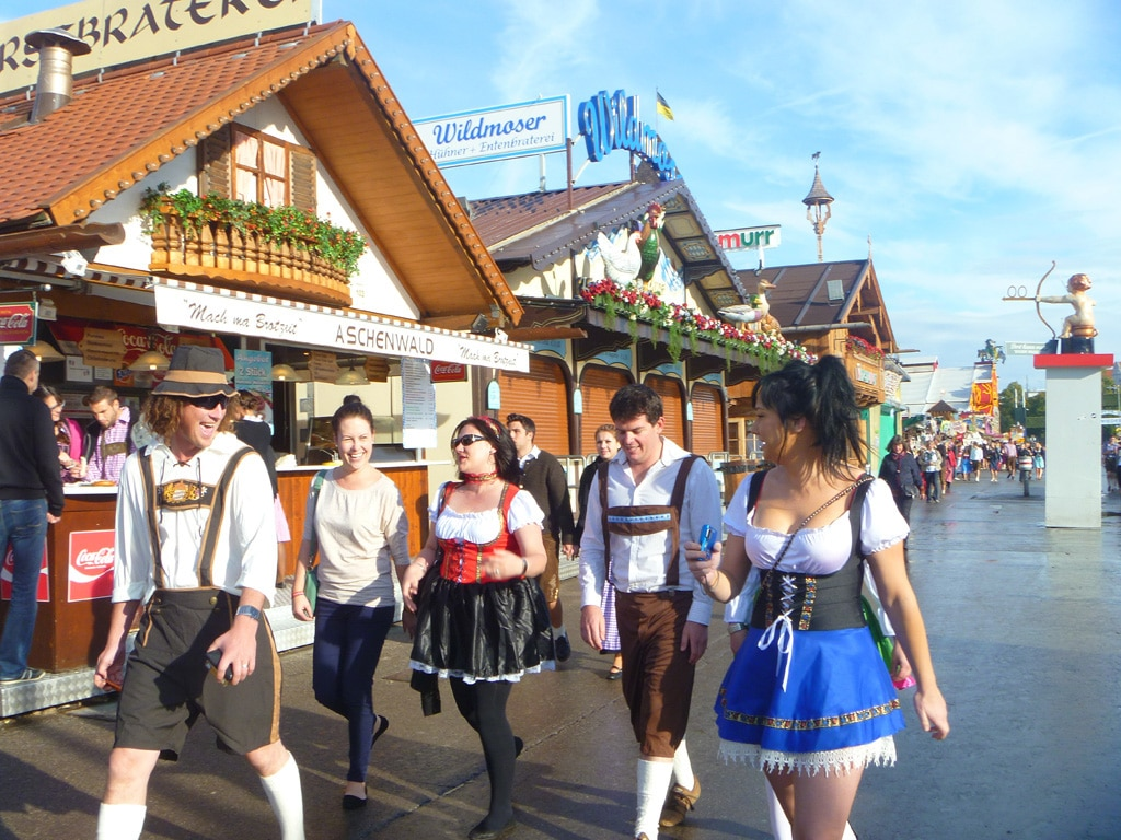 Oktoberfest 2015 Munich