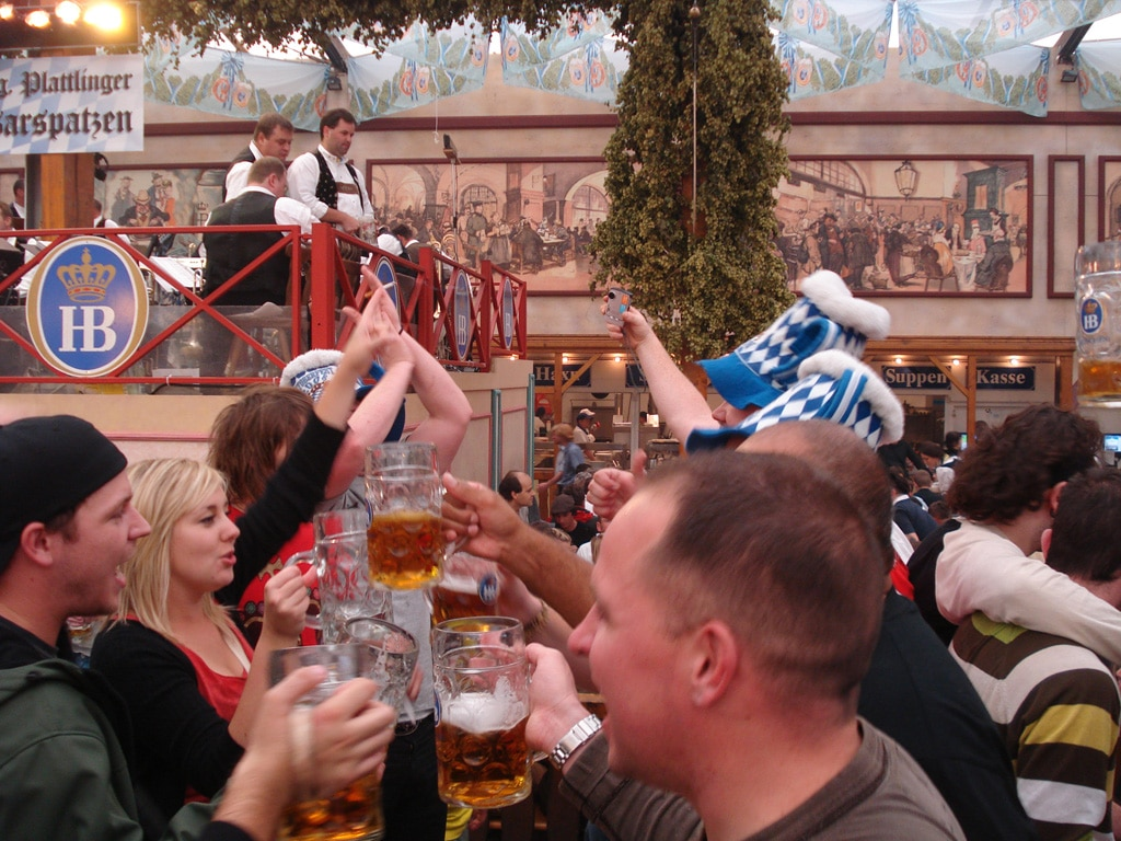 Personaility Test for Oktoberfest Goers