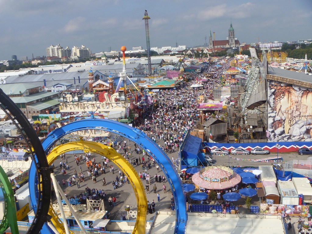 Oktoberfest 2015 Schedule of Events