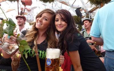 Safe Oktoberfest for Girls and Women