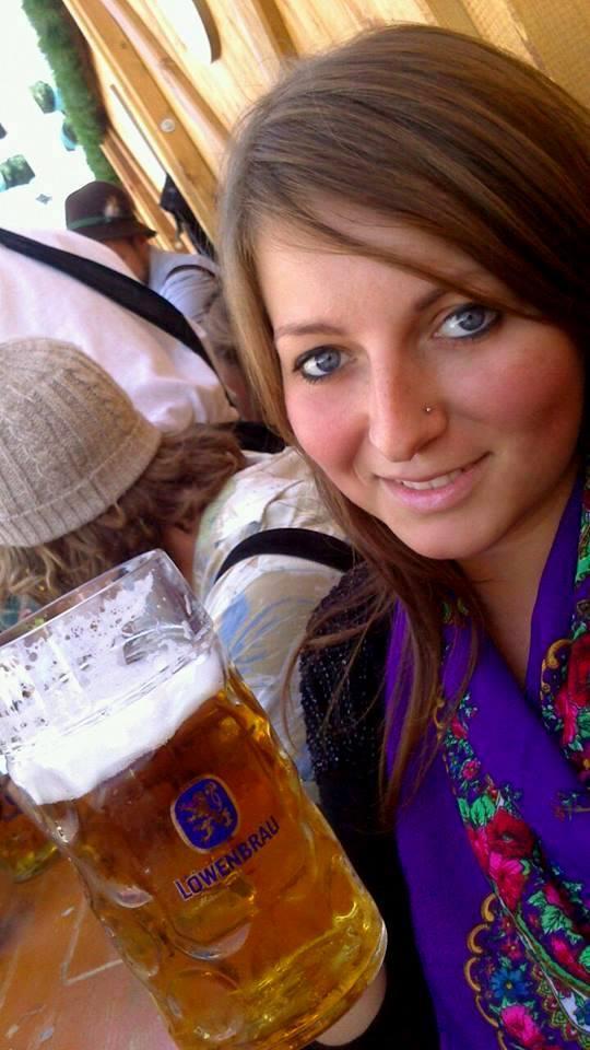 Oktoberfest Legend Monika Kolodziej