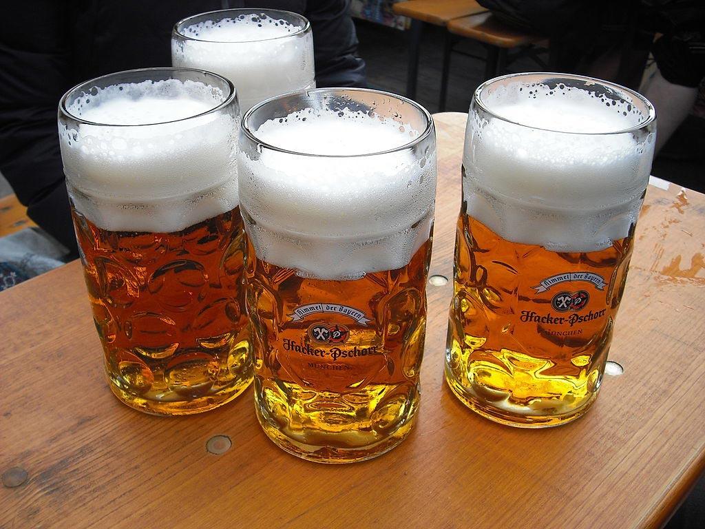 Beer Halls Bavaria