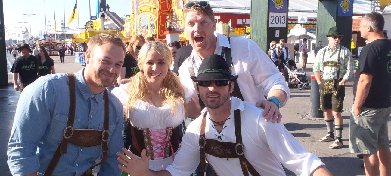 Happy Oktoberfest Visitors