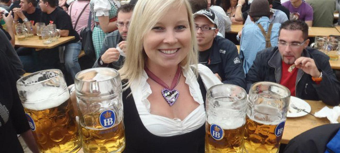 Oktoberfest Beer Maids