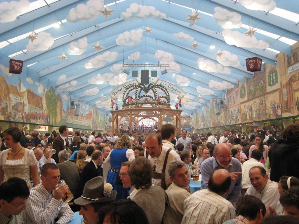 Oktoberfest in Munich