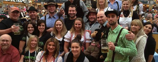 Cannstatter Volksfest Stuttgart Beer Festival