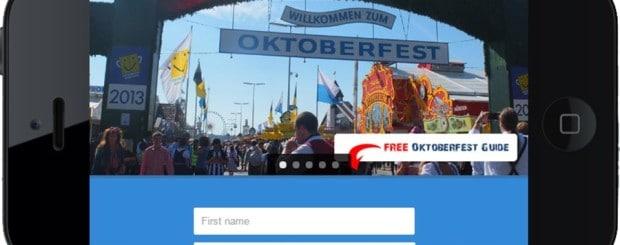 Oktoberfest Apps