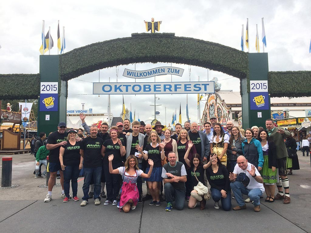 New security measures at Oktoberfest 2016 in Munich, Germany