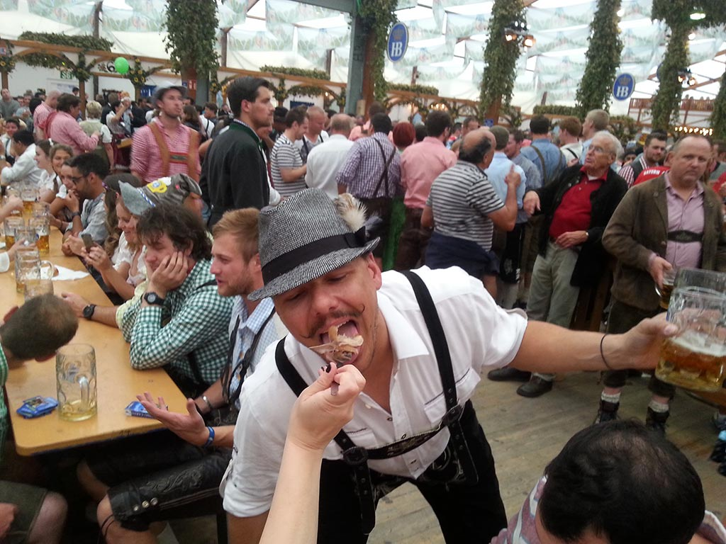 Travel tips for Oktoberfest