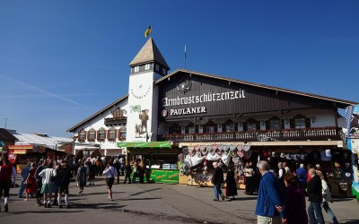 Origins of Oktoberfest