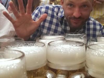 Beer or Bust Oktoberfest Tour