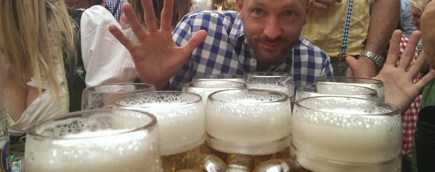 Beer or Bust Oktoberfest Tour