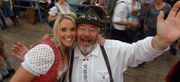 Oktoberfest Legend Chris Barton-Fox
