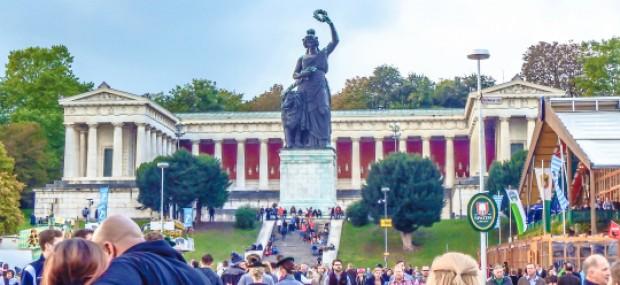 Oktoberfest 2016 Schedule of Events (Bavaria Statue)