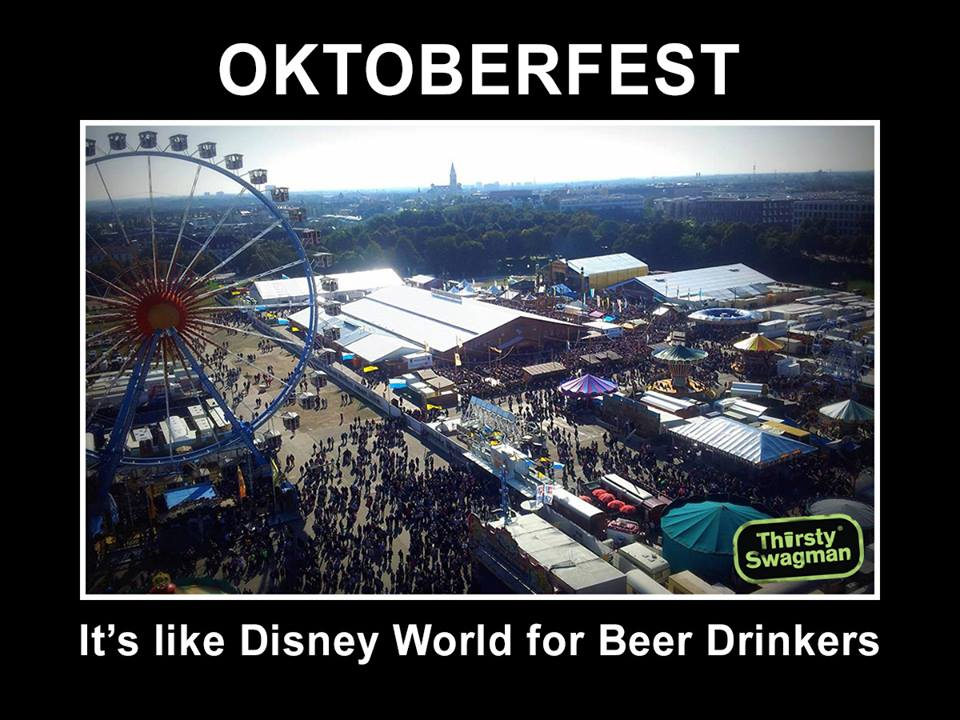Oktoberfest in Munich, Germany: It's like Disney World for beer drinkers