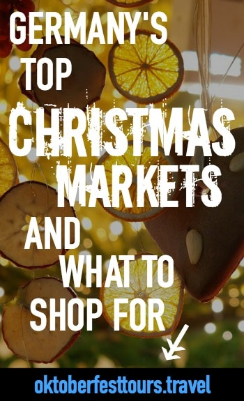 Germany's Christmas markets | What to shop for | Top Christmas markets | Nuremburg | Rothenburg | Cologne | Dresden