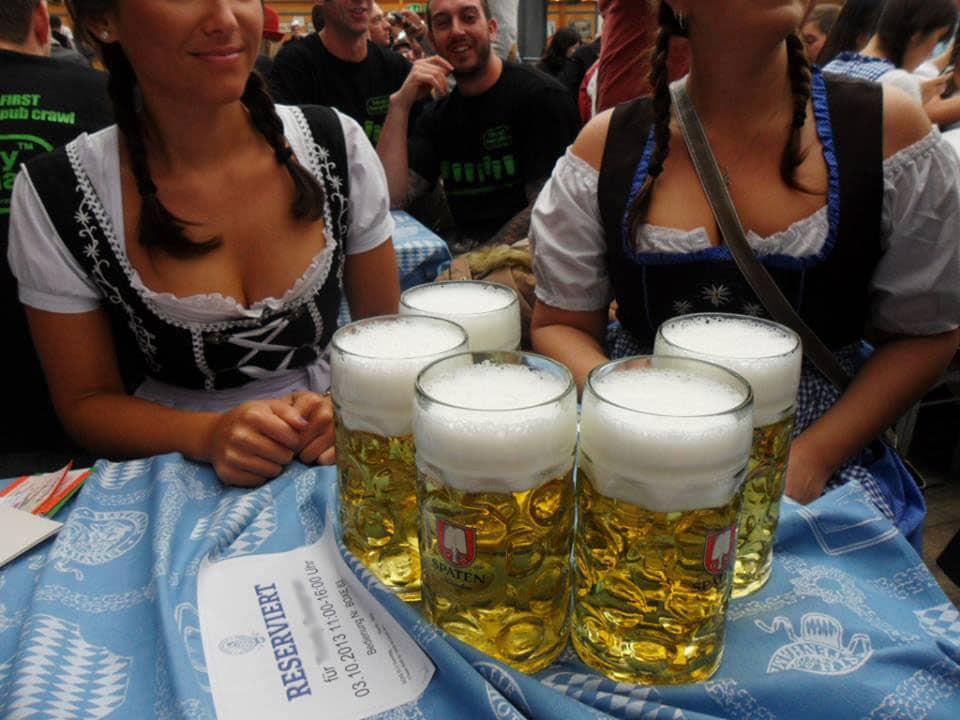 Oktoberfest Beer Price