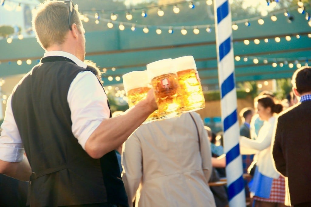 What NOT to do at Oktoberfest