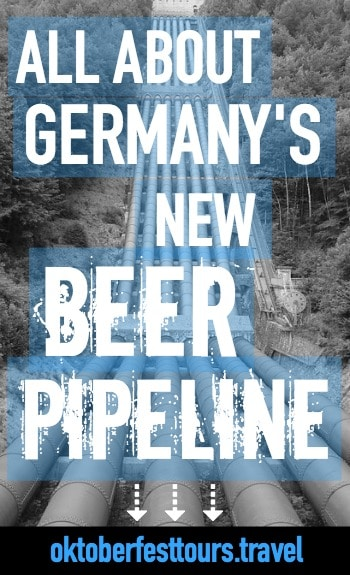Wacken Open Air, German heavy metal music festival has installed an underground beer pipeline.