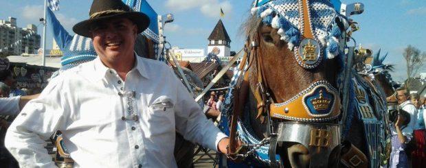 Oktoberfest Legend - Pete Kuehn