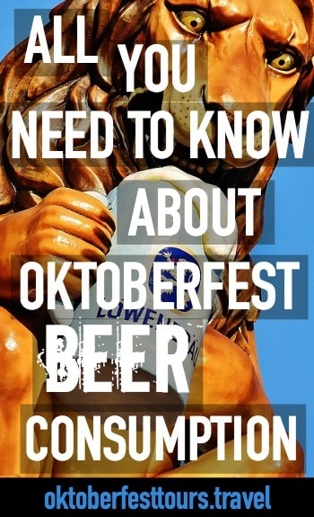 oktoberfest beer consumption | history | tips and facts | Annual average | What kind of beer is Oktoberfest beer?