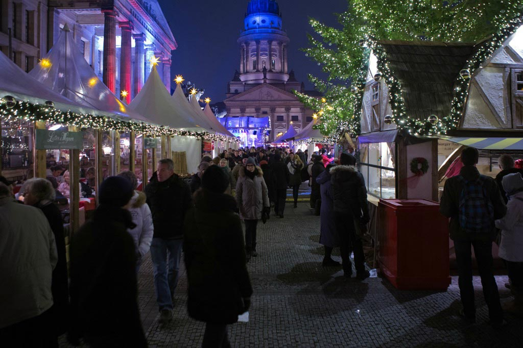 German Christmas Markets Berlin