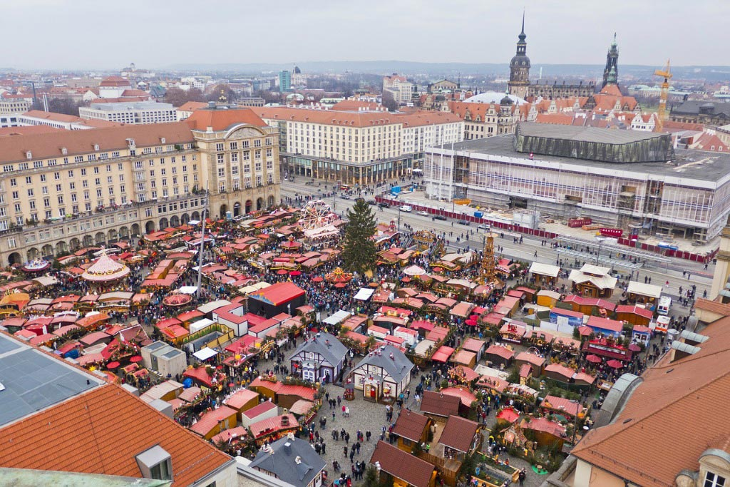 German Christmas Markets Dresden