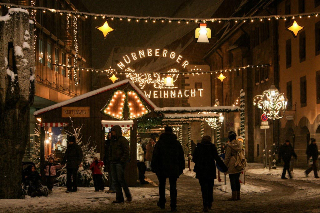 German Christmas Markets Nuremberg