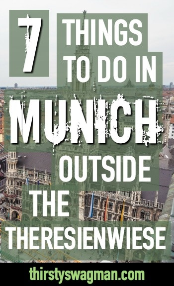 Things to do in Munich, Germany outside Oktoberfest | What to do in Munich