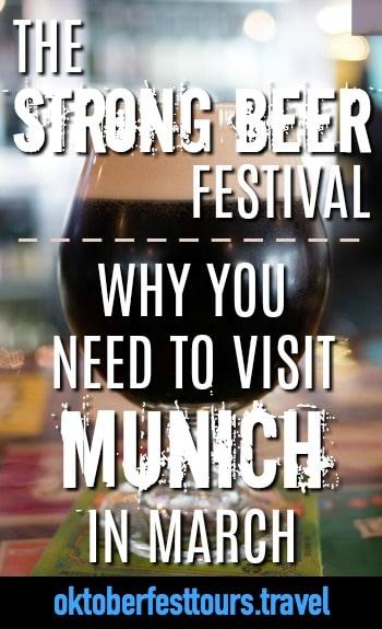 The Strong Beer Festival | Munich in March | Beer festival | Oktoberfest | Starkbierfest | dopplebocks, Paulaner Salvator