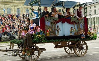 How to do Oktoberfest on a budget | Munich, Germany