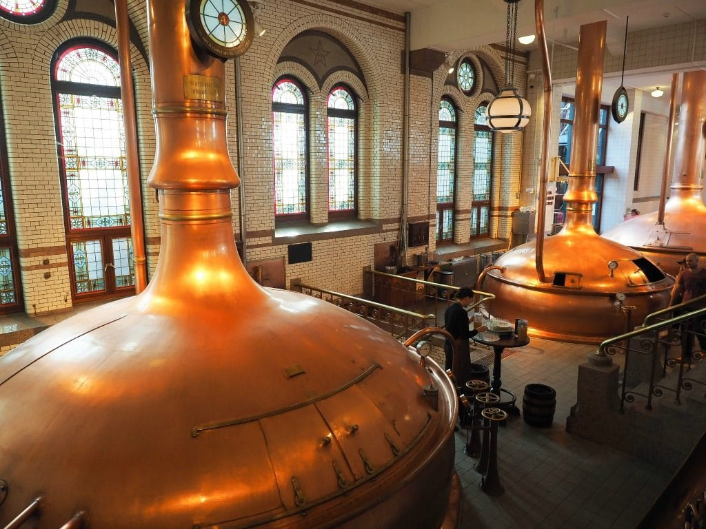 8 of the best beer museums in Europe | The Heineken Experience, Amsterdam, the Netherlands